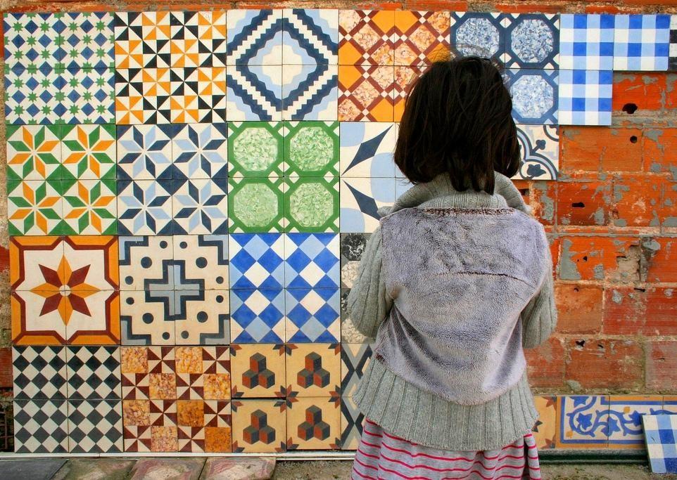 Изготовление керамическая плитка своими руками 78